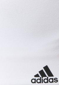 adidas Performance - ULTIMATE BRA - Sujetadores deportivos con sujeción alta - white - 2