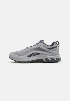 RIDGERIDER 6.0 - Trail running shoes - pure grey/grey
