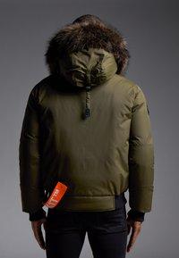 JACK1T - MOUNTAIN  - Gewatteerde jas - khaki - 1
