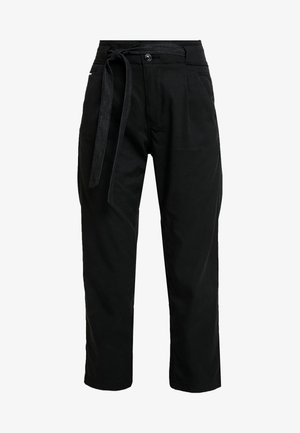 CHISEL MID ANKLE - Trousers - black
