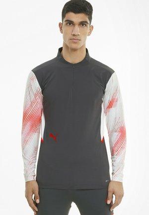 INDIVIDUALCUP  - Camiseta de deporte - asphalt red blast