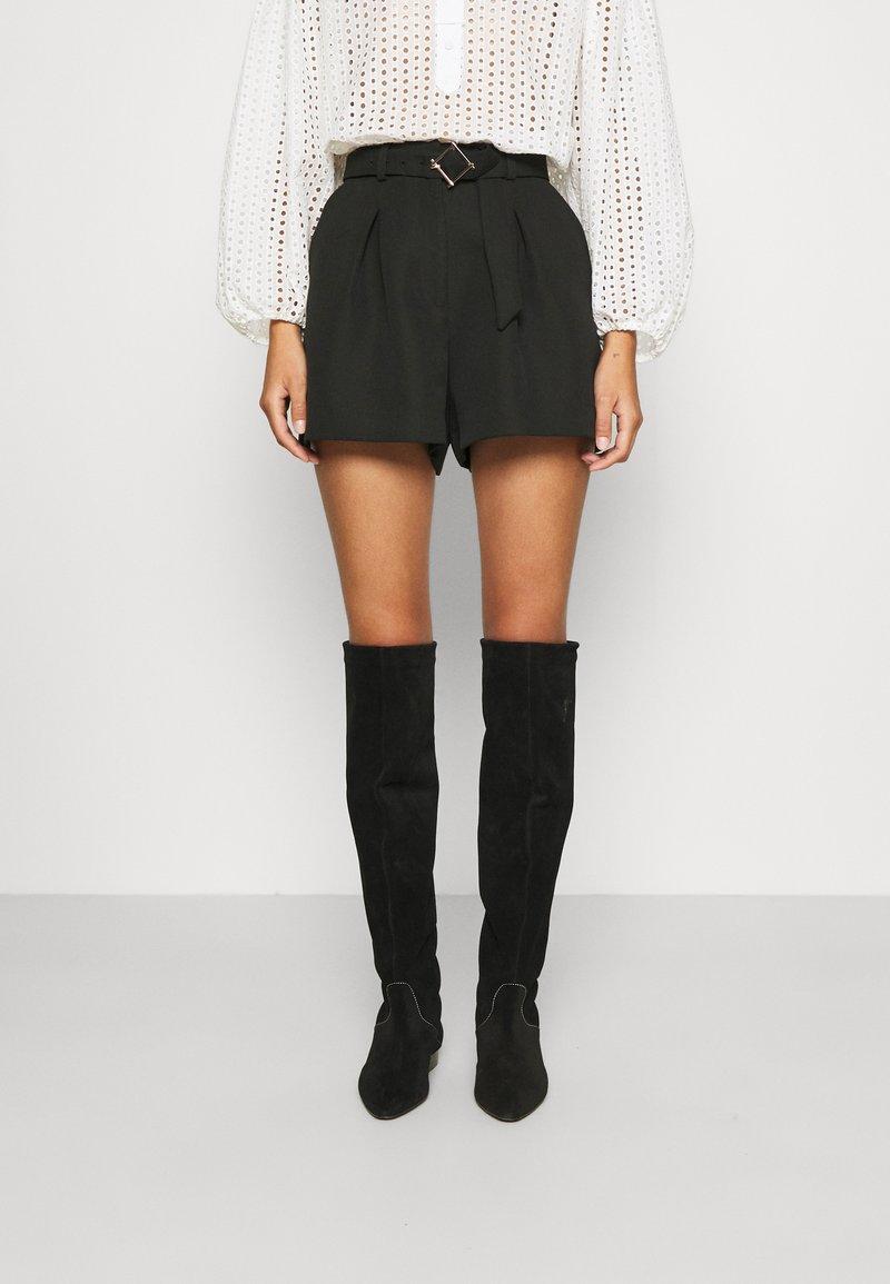Claudie Pierlot - ELGA - Shorts - noir
