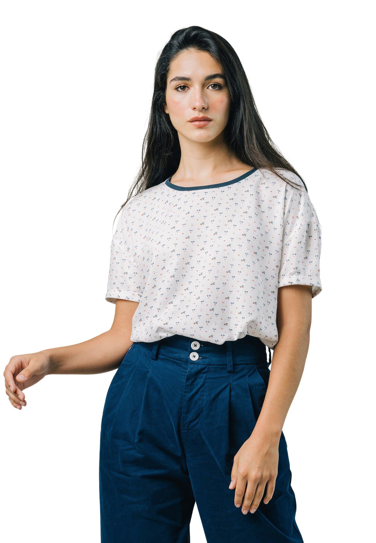 Damen MAGIC EYES - T-Shirt print
