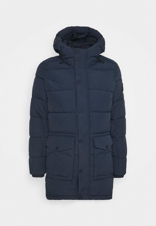 Wintermantel - dark blue