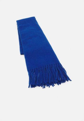 Sjal - blue
