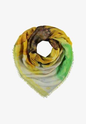 Šátek - lemon