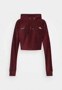 MINDINA - Long sleeved top - burgundy