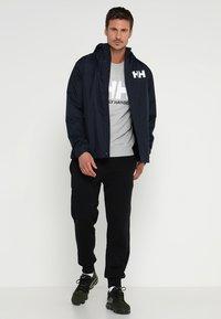 Helly Hansen - ACTIVE JACKET - Regnjakke / vandafvisende jakker - navy - 1