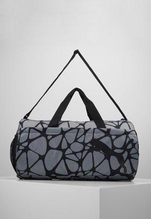 BARREL BAG - Sports bag - black