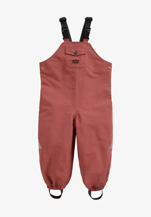 WATERPROOF DUNGAREES - Dungarees - pink