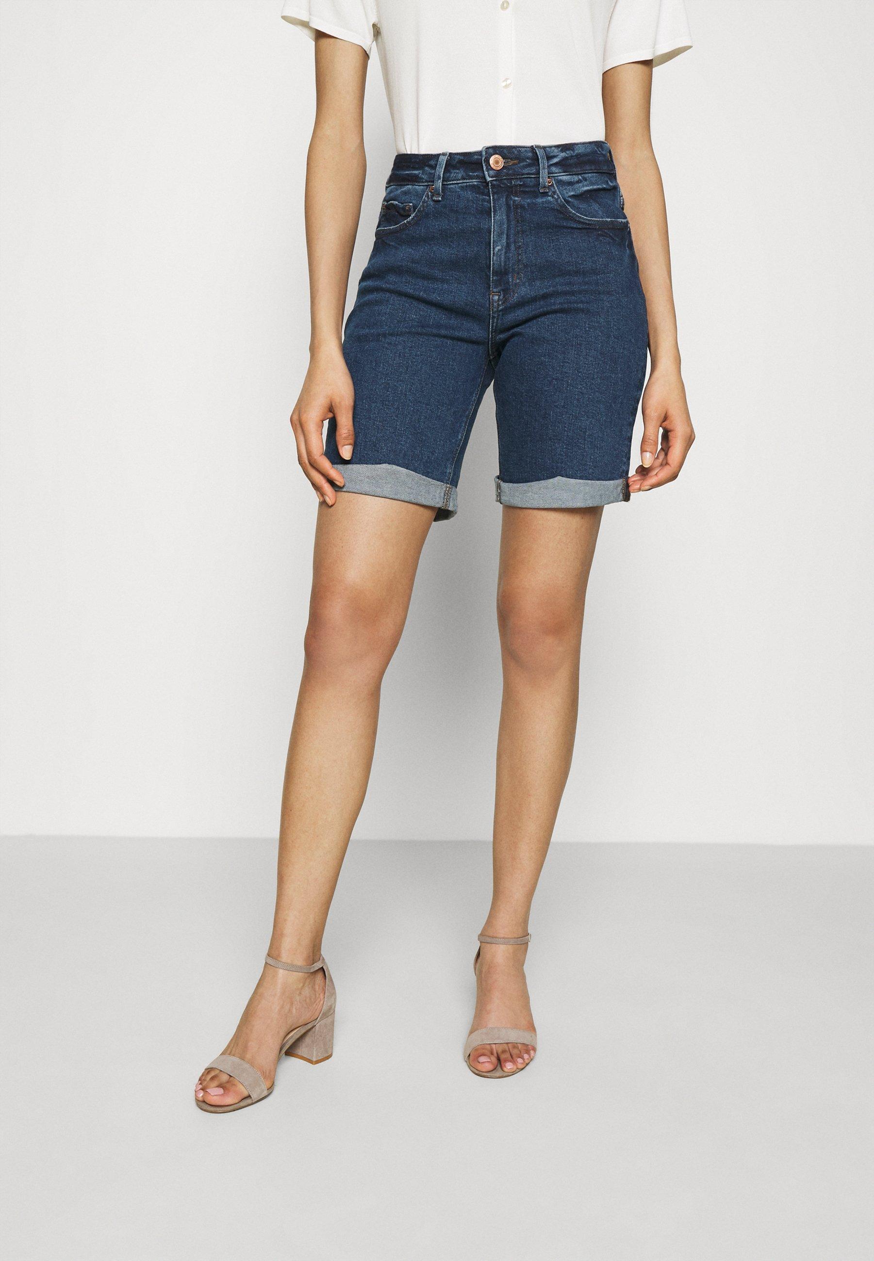 Mujer BOYFRIEND - Shorts vaqueros
