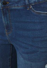 Vero Moda Curve - VMHANNA - Jeans Skinny Fit - medium blue denim - 4