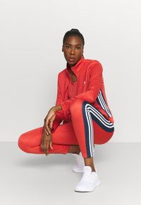 adidas Performance - TEAMSPORTS  - Survêtement - red - 1