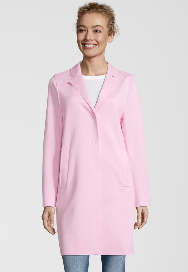 LEON N - Short coat - rose