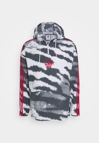 adidas Originals - ZEBRA ANORA - Summer jacket - white - 0