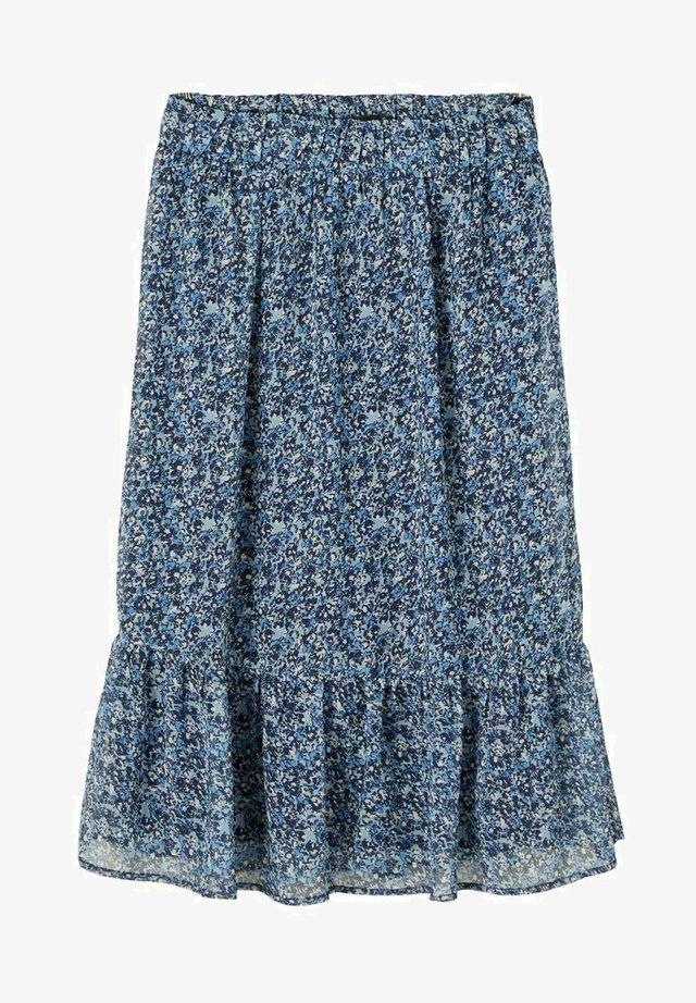 A-snit nederdel/ A-formede nederdele - dress blues