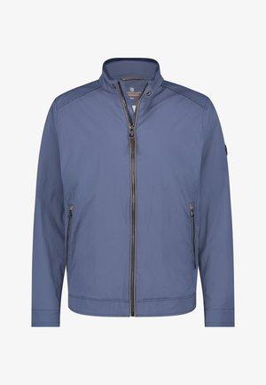 Light jacket - navy plain
