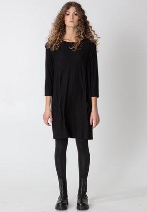 AVALEE - Jersey dress - black
