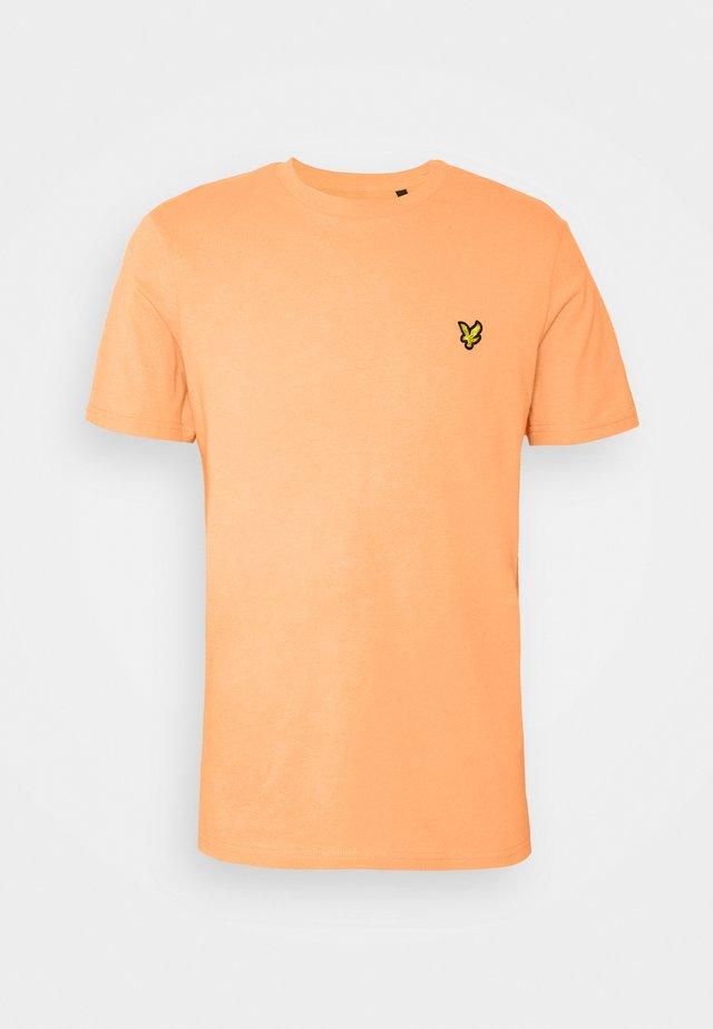 PLAIN - T-shirt basic - melon