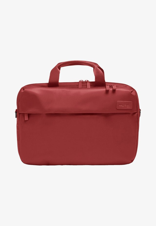 PLUME BUSINESS - Laptop bag - red