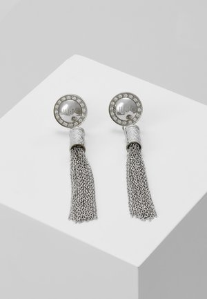 EARRINGS - Øredobber - silver-coloured