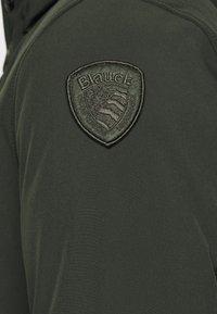 Blauer - Down coat - oliv - 6
