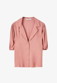 PULL&BEAR - Button-down blouse - rose - 6