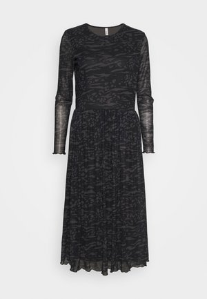ALDA - Day dress - black