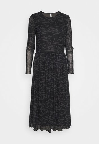 ALDA - Day dress - black