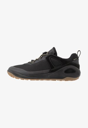 BIOM 2GO - Hiking shoes - black/tarmac