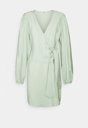 ENCULHANE DRESS - Cocktail dress / Party dress - faded green