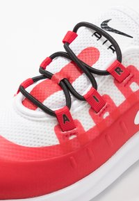 Nike Sportswear - AIR MAX AXIS - Sneakers laag - university red/white/black - 2