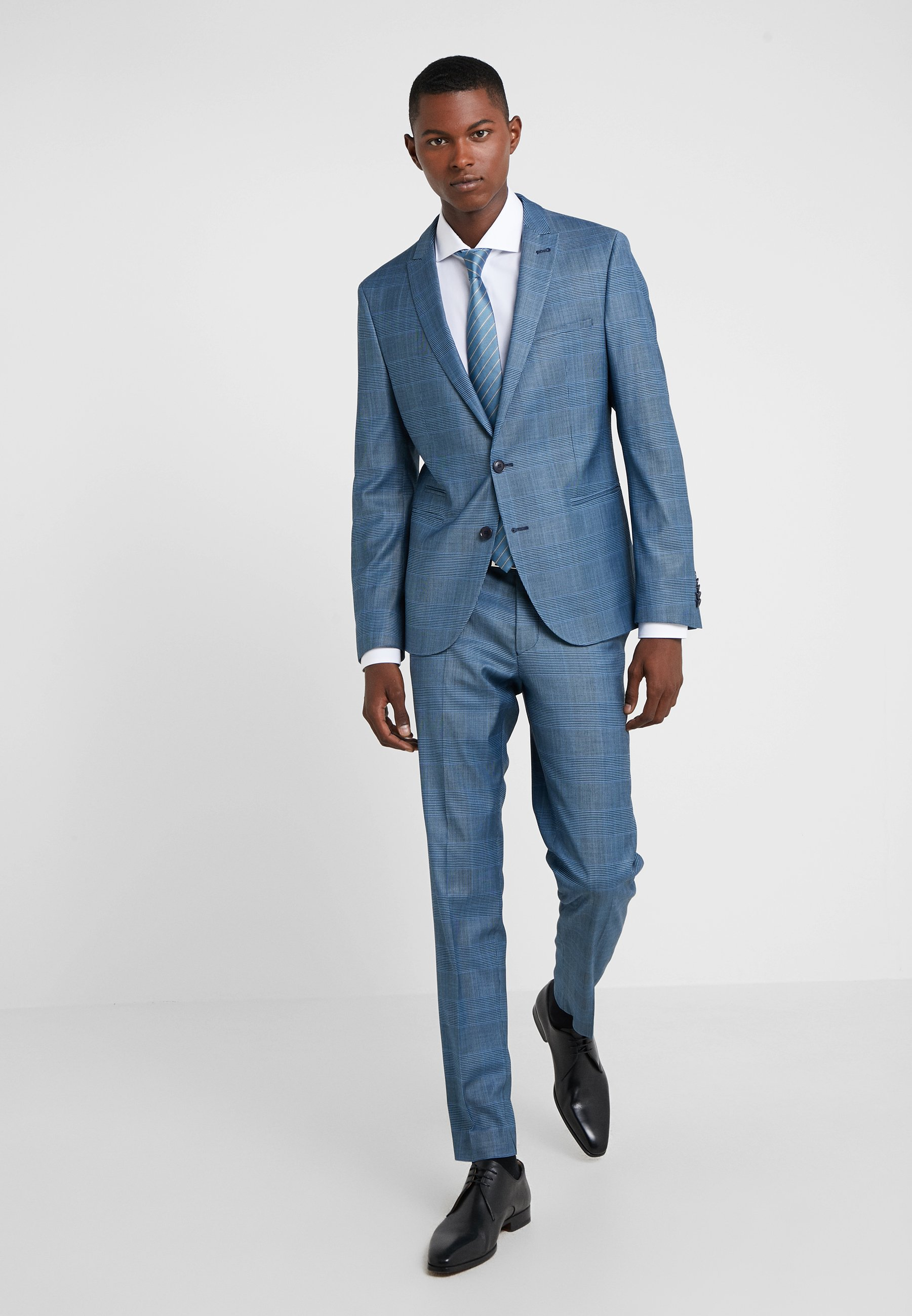 DRYKORN IRVING - Dress - blue