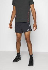 adidas Performance - SATURDAYSPLIT - Sportovní kraťasy - black/gresix - 0