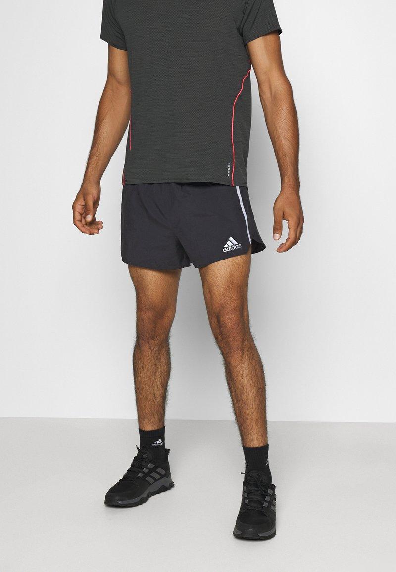 adidas Performance - SATURDAYSPLIT - Pantalón corto de deporte - black/gresix