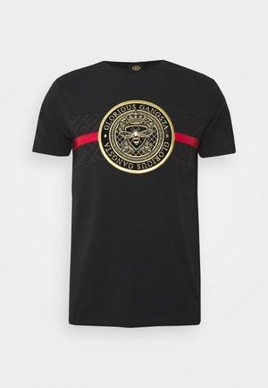 ALANIS - T-shirt con stampa - black