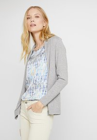 Zalando Essentials - Cardigan - grey - 0