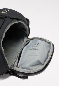 Haglöfs - Hiking rucksack - true black - 5