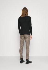 DRYKORN - MIGUEL - Long sleeved top - schwarz - 2