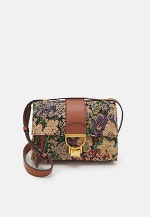 ARLETTIS TAPESTRY SHOULDER BAG - Handbag - mult/almo/cinna