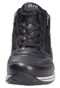 ara - COMFORT - Höga sneakers - schwarz - 5