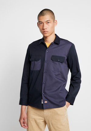 HARDINSBURG - Skjorter - navy blue