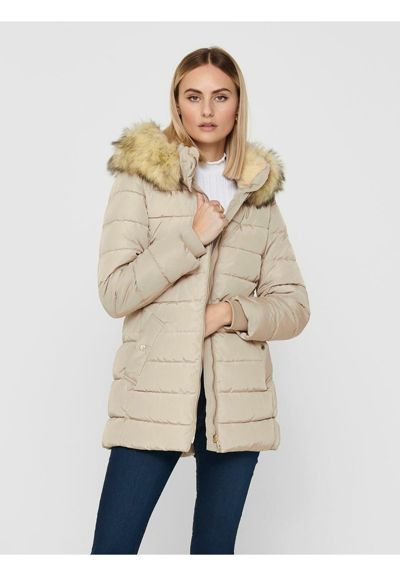 ONLY - Winter coat - humus