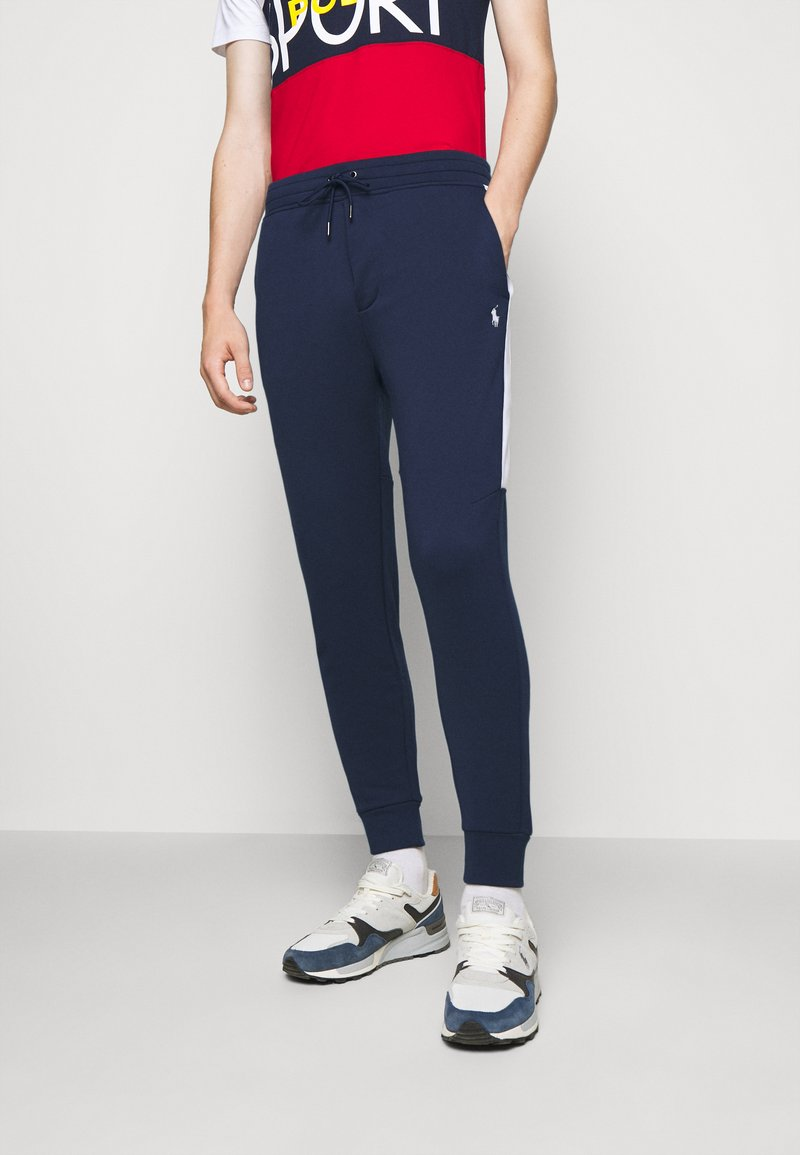Polo Ralph Lauren - Pantalon de survêtement - newport navy