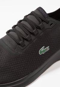 Lacoste - FIT - Baskets basses - black - 6