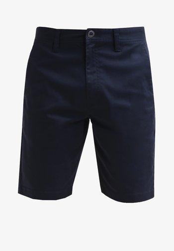 FRCKN MDN STRCH SHT - Shorts - dark navy