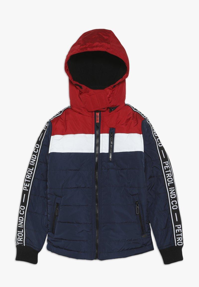 Petrol Industries - Winter jacket - deep navy