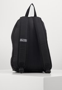 Puma - PHASE SMALL BACKPACK - Tagesrucksack - black - 1