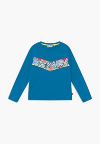 Lemon Beret - SMALL GIRLS  - Long sleeved top - mediterranian blue - 0