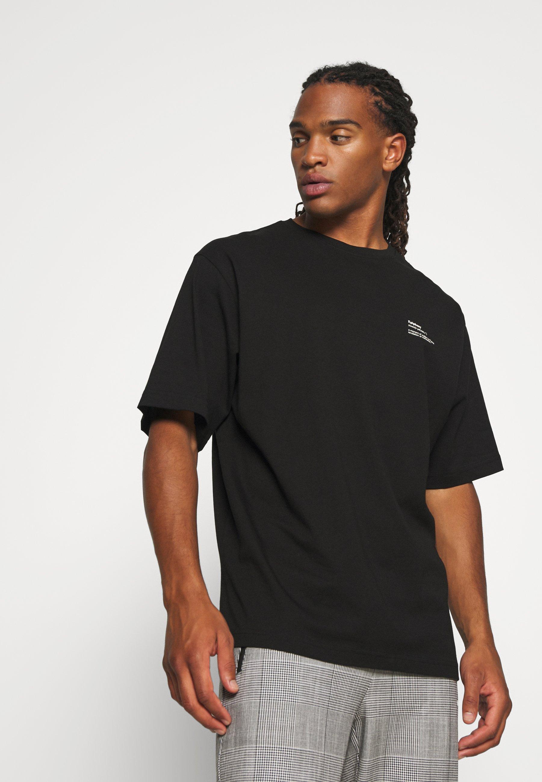 WRSTBHVR EPIPHANY - Camiseta estampada - black - Ropa de hombre
